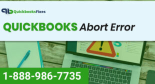 Resolving QuickBooks Abort Error