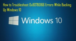 How to Troubleshoot 0x80780166 Errors While Backing Up Windows 10 – Office.com/setup