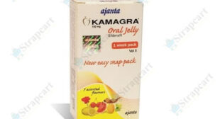 Buy Kamagra Oral Jelly online – ED Treatment at strapcart
