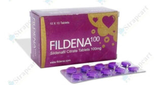 Buy Fildena 100mg online – The Best Quality Pills
