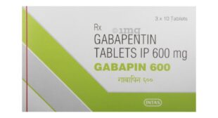 Gabapentin 600: The most dangerous drug | Trustableshop