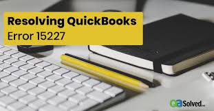 QuickBooks Update Error 15227 in Payroll Solutions | itzTechy?