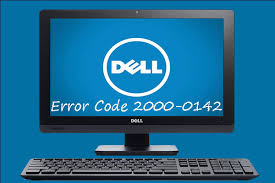 How to Fix Dell Error Code 2000-0142 | Follow The Easy Tricks?