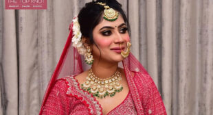 Bridal Makeup In Kanpur – The Top Knot