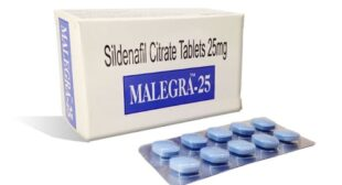Malegra 25 | Is the Best For Impotence Problems | USA