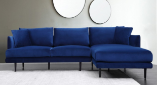 Buy L Shape Sofa Online At Best Prices in India – Furniture Adda
